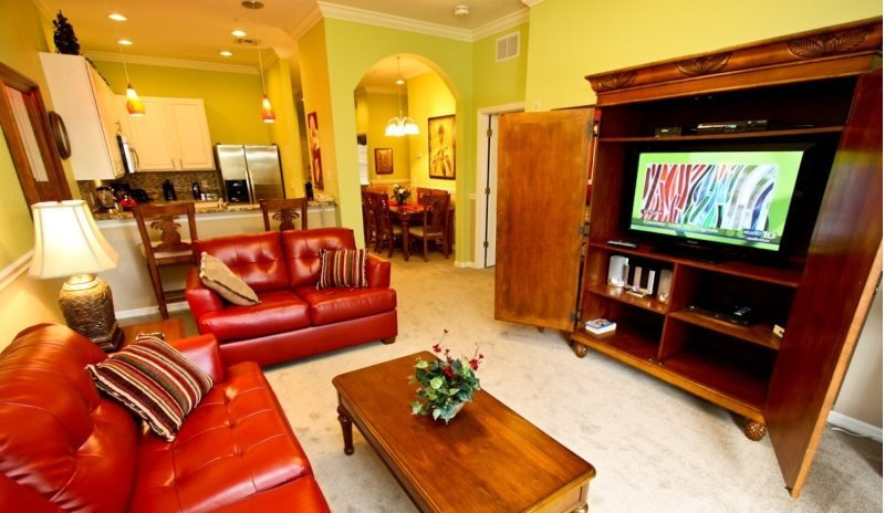 3 Bedroom 2 Bath Bahama Bay Condo with Lake View. 709NPP - Image 1 - Orlando - rentals