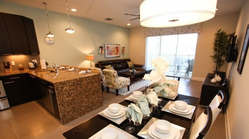 3 Bed 3 Bath Town Home With Splash Pool. 17531PA - Image 1 - Orlando - rentals