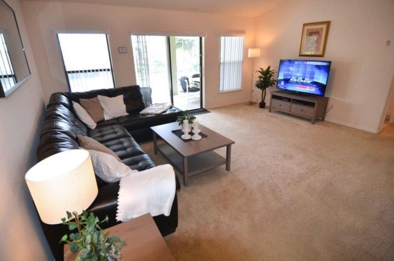 5 Bedroom 3 Bath Pool Home With Spa In Legacy Park. 409CR - Image 1 - Orlando - rentals