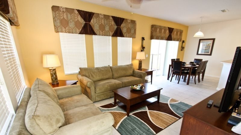 4 Bedroom 3 Bathroom Town Home with Lake View. 3031YLL - Image 1 - Four Corners - rentals