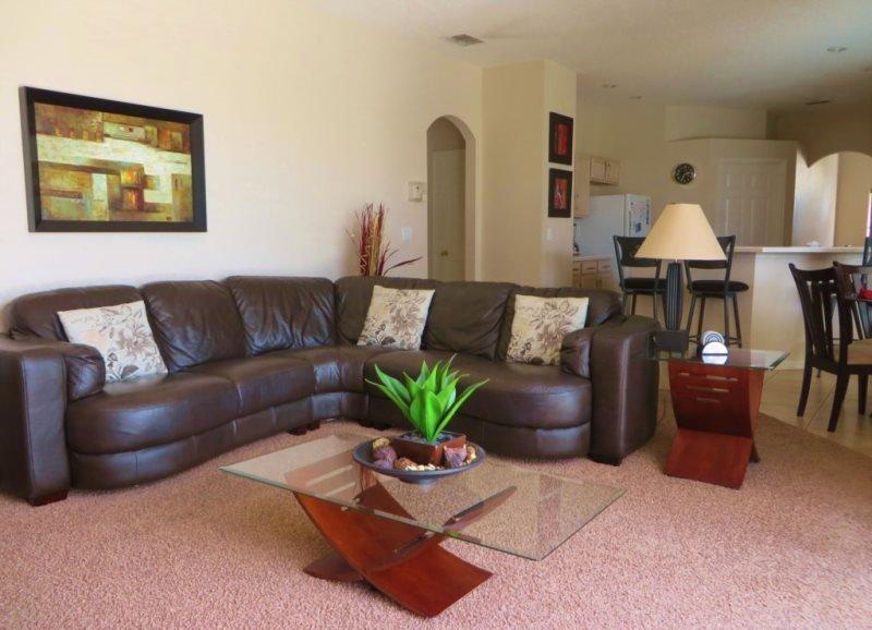 Gorgeous 4 Bed 3 Bath Pool Home Located In Westridge Community. 1057DLS - Image 1 - Orlando - rentals