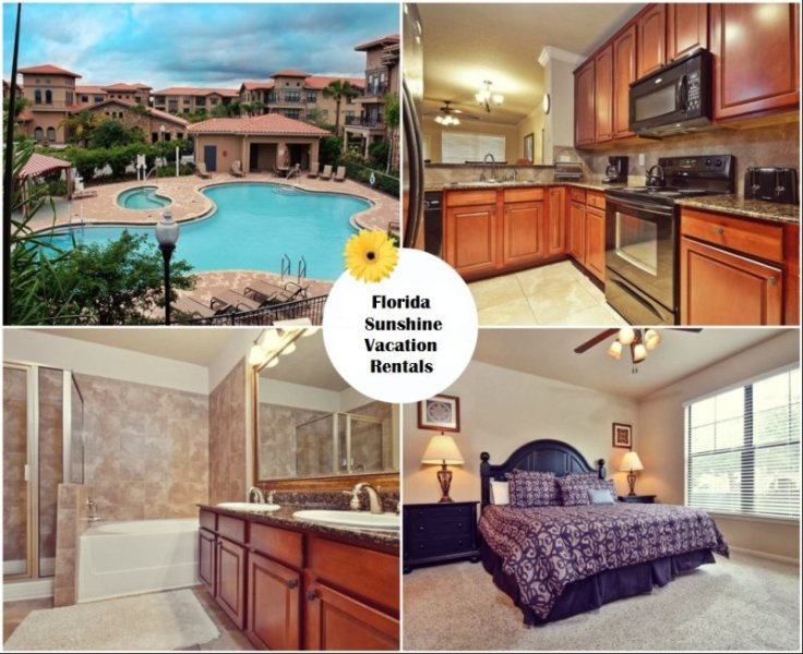 4 Bed 3 Bath Condo In A Resort Just Minutes From Disney. 903CP-815 - Image 1 - Orlando - rentals