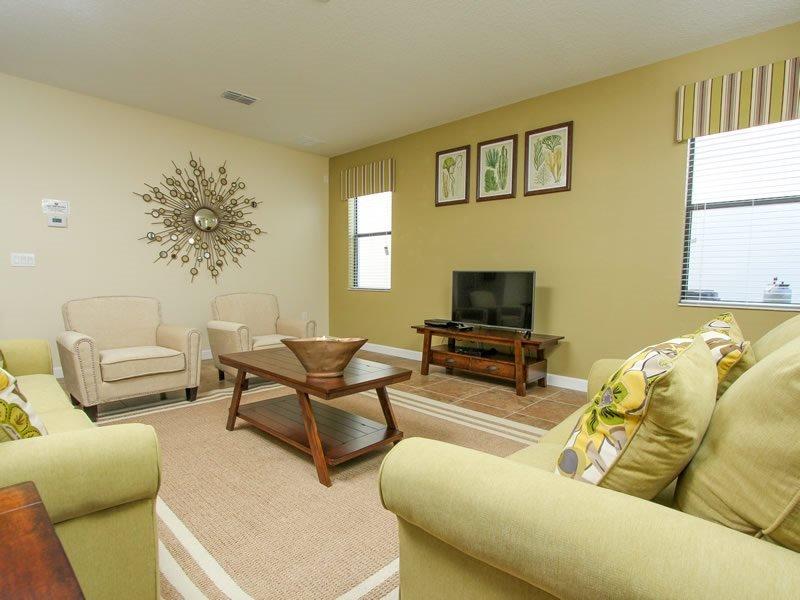 6 Bedroom 6 Bath Pool Home in ChampionsGate Resort. 1422WW - Image 1 - Orlando - rentals