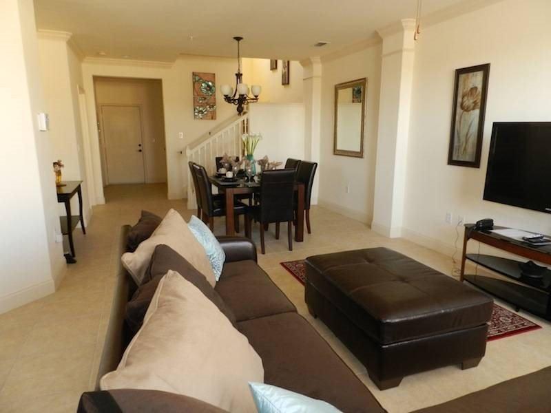 4 Bedroom 3.5 Bathroom Courtyard Villa at Waterstone. 2780BVD - Image 1 - Four Corners - rentals