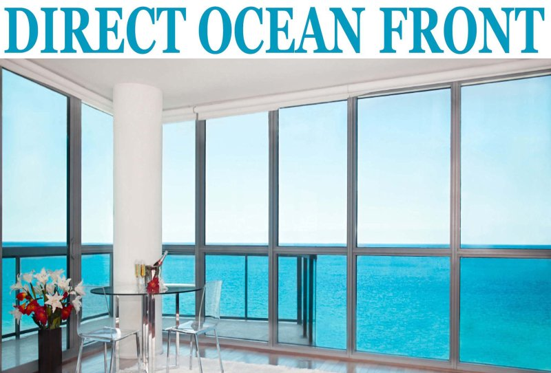 Direct ocean front - SETAI PRIVATE RESIDENCE DIRECT OCEAN VIEW - Miami Beach - rentals