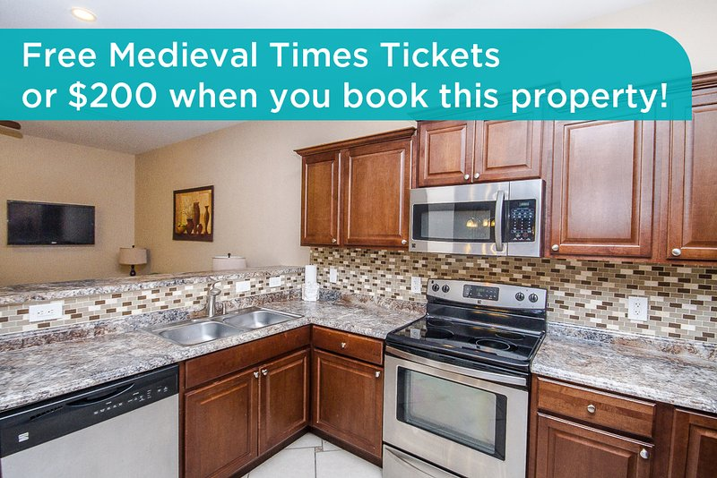 Get free Medieval Times tickets or a $200 prepaid gift card when you book this property! - Huge townhome, new kitchen, across from beach, walk to attractions + restaurants - Myrtle Beach - rentals