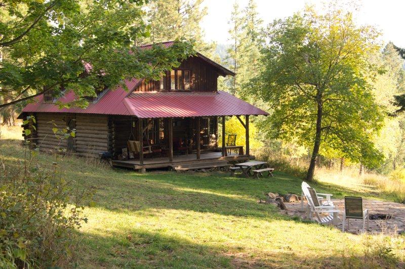 The Log House at Turner Bay - Image 1 - Harrison - rentals