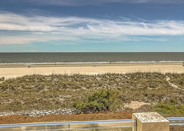 View - 10 Curlew- Direct Oceanfront with Pool & SPA - Hilton Head - rentals