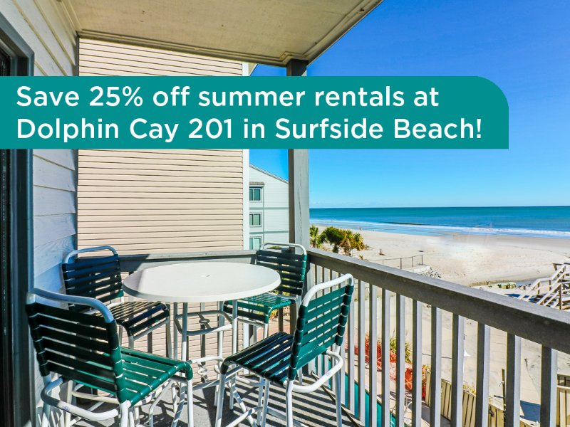 Oceanfront family friendly condo, walk to pier + restaurants, amazing view! - Image 1 - Surfside Beach - rentals