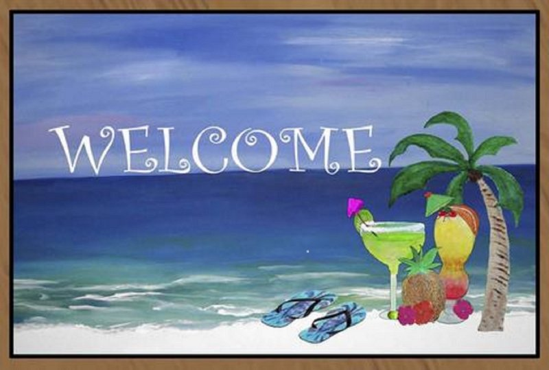 WELCOME TO TROPICAL CLEAR WATER BEACH AND HARBOR VIEW GRAND SUITE # 707 - LUXURIOUS TROPICAL PENTHOUSE SUITE # 707 WATER  AND BEACH  VIEWS, 3 BEDS 2 BATH, - Clearwater - rentals