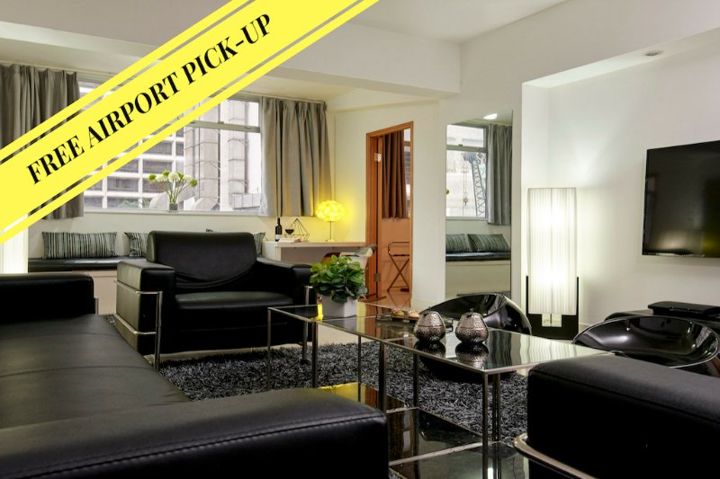 FREE Airport Pick Up for the minimum stay of 5 nights! - BIG'N'CENTRAL *TST*SUPERB LOCATION*FOR BIG GROUPS*LUXURY*4.5bed3.5bath - Hong Kong - rentals