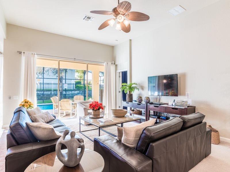 4 Bedroom 4 Bath Pool Home In Windsor Hills Resort. 7826BS - Image 1 - Orlando - rentals