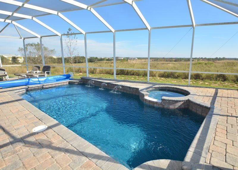 Lovely 6 Bedroom Pool Home Minutes From The Parks. 342VVL - Image 1 - Orlando - rentals