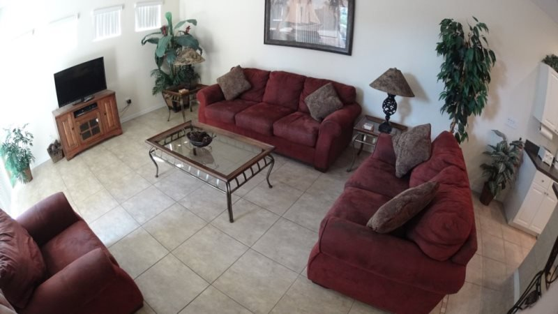 5 Bedroom Pool Home In Tuscan Hills Near Disney. 805THB - Image 1 - Kissimmee - rentals