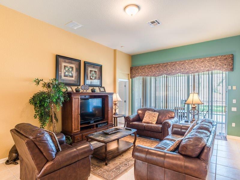 Beautiful 4 Bedroom 4 Bath Pool Home in Windsor Hills Resort. 2619PS. - Image 1 - Orlando - rentals