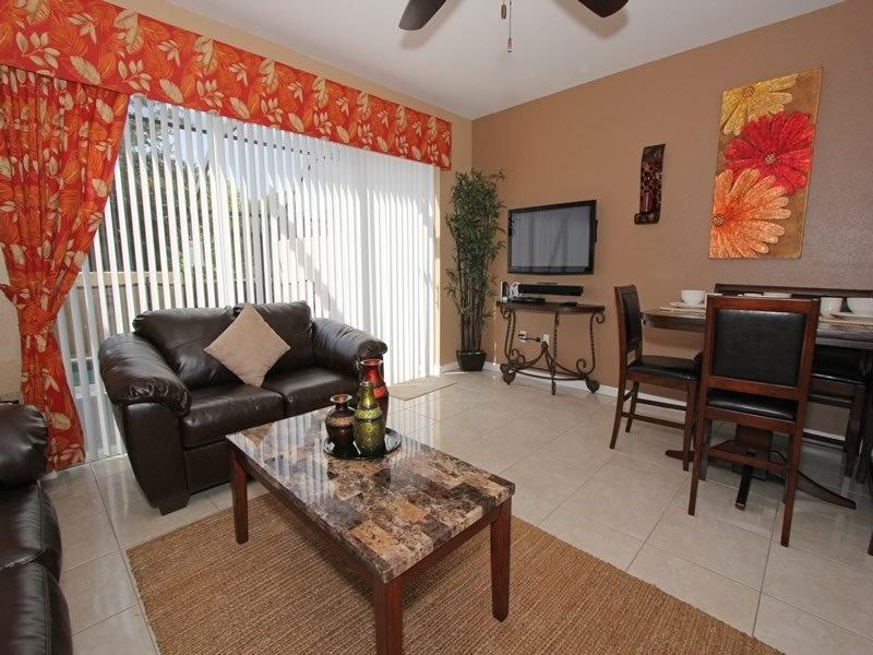 Exquisite 3 Bedroom 3 Bath Townhome with a Pool in Windsor Hills Resort. 7652SKC - Image 1 - Orlando - rentals