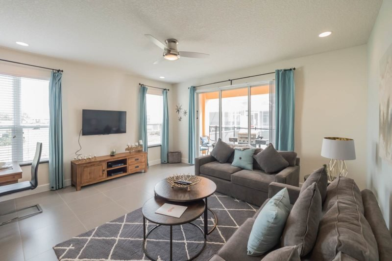 End Unit 3 Bedroom 3 Bathroom Town Home in the Retreat at Serenity. 1627RTC - Image 1 - Four Corners - rentals