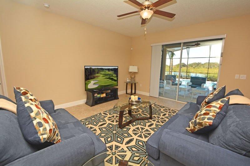 Deluxe 6 Bedroom 3.5 Bath Pool Home in Solterra Resort. 4413AC - Image 1 - Davenport - rentals