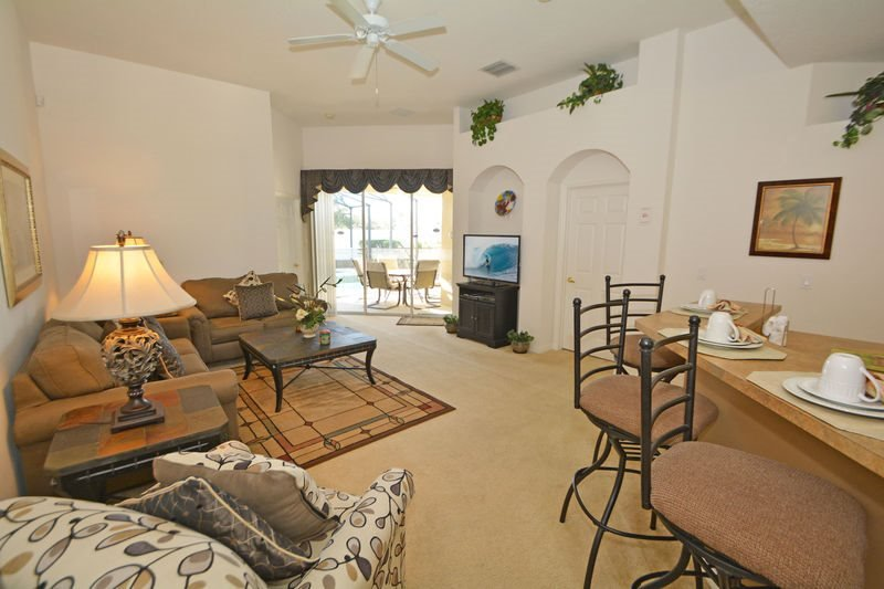 4 Bedroom 3 Bath Pool Home in Tower Lake. 522PD - Image 1 - Haines City - rentals