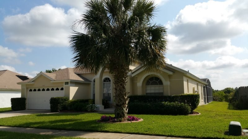 Orange Tree 4 Bedroom Pool Home with Games Room. 3012SHC - Image 1 - Clermont - rentals