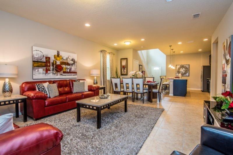 Gorgeous 6 Bedroom Pool Home in Windsor at Westside Resort. 8916RS - Image 1 - Four Corners - rentals