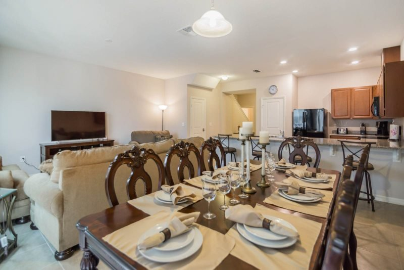 Perfect 4 Bedroom 3.5 Bathroom Town Home in Compass Bay. 5135CHD - Image 1 - Old Town - rentals