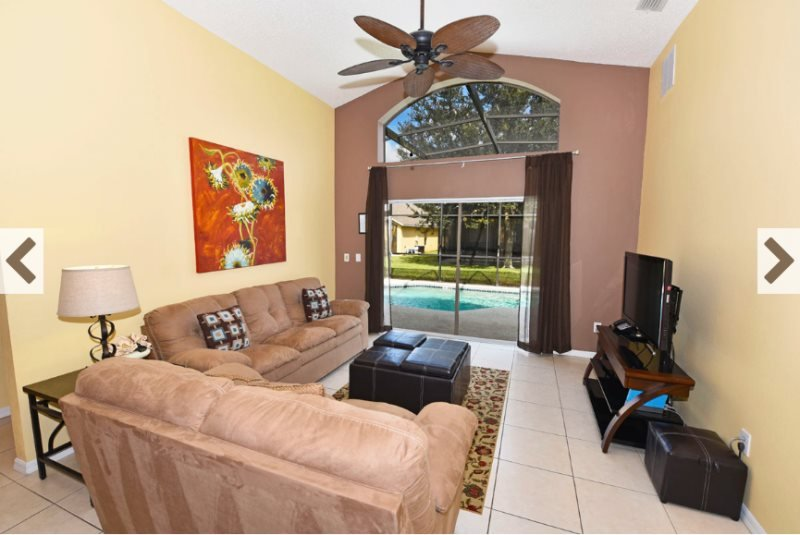 Emerald Island 5 Bedroom 3 Bath Pool Home. 2676EIB - Image 1 - Four Corners - rentals