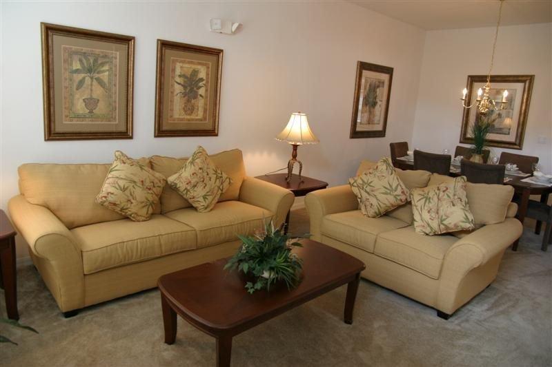 4 Bedroom 3 Bath Pool Home Near Disney. 610WF - Image 1 - Orlando - rentals