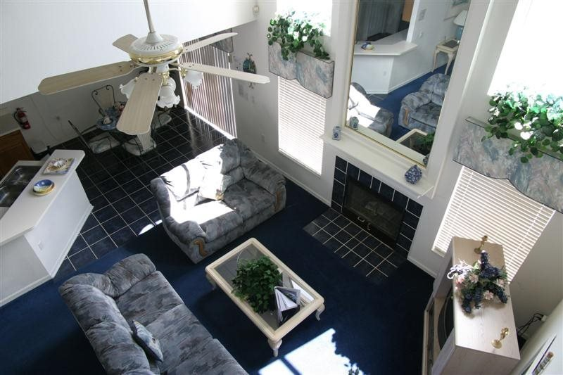 3 Bedroom 2.5 Bath with South facing Pool Home at a Great Value. 847WW - Image 1 - Orlando - rentals
