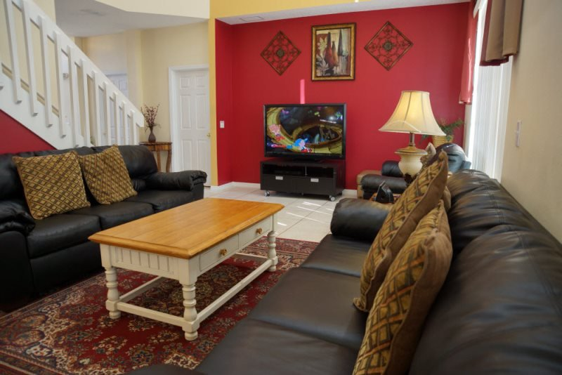 7 Bedroom 4 Bath Pool & Spa Home in Kissimmee. 2525CLC - Image 1 - Orlando - rentals