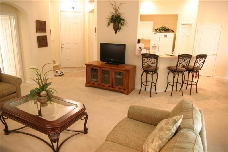 5 Bedroom 3 Bath Pool Home with 2 Masters. 833BD - Image 1 - Orlando - rentals