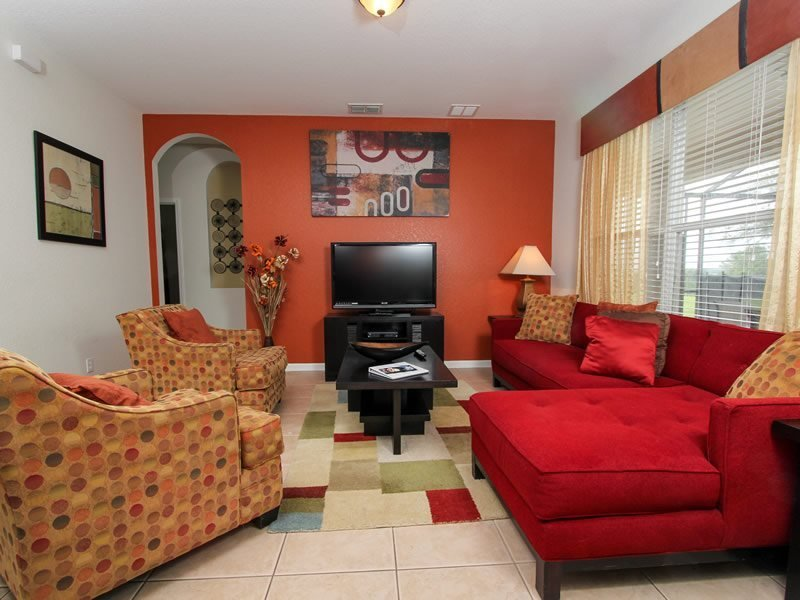 Lavish 6 Bedroom 4 Bath Pool Home in Windsor Hills Resort. 2572AB - Image 1 - Orlando - rentals