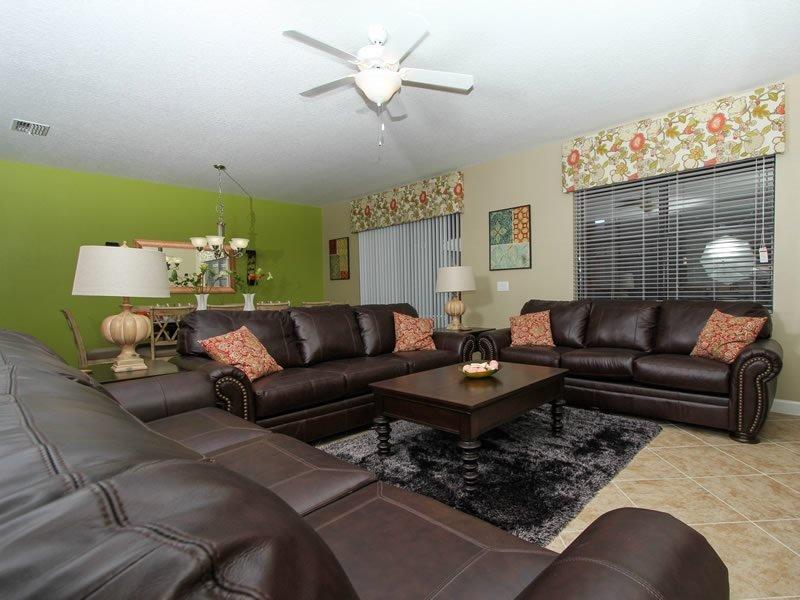 9 Bedroom 5 Bath Pool Home In ChampionsGate Resort. 1412WW - Image 1 - Orlando - rentals