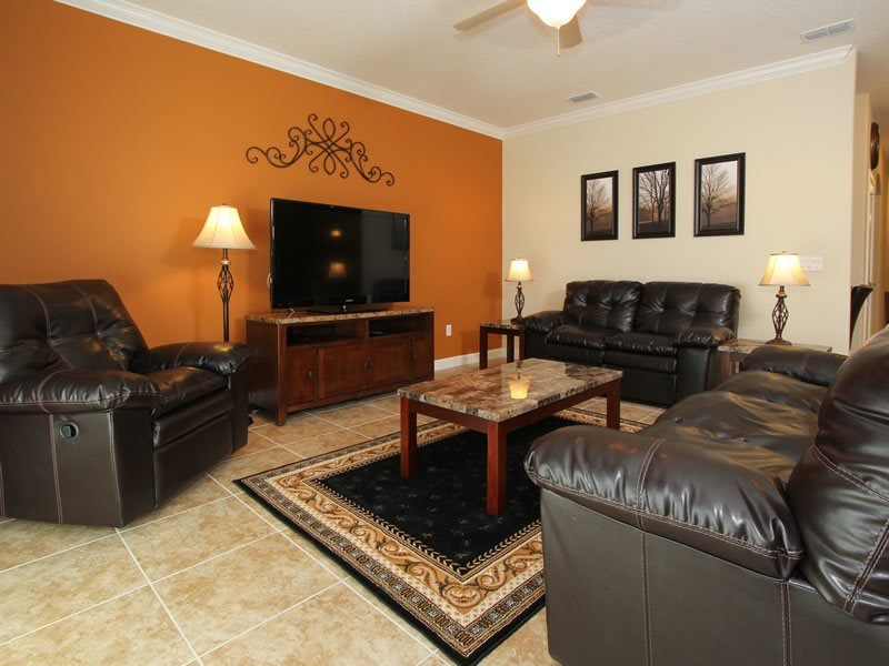 6 Bedroom Pool Home In Paradise Palms Near Disney. 8860CP - Image 1 - Orlando - rentals