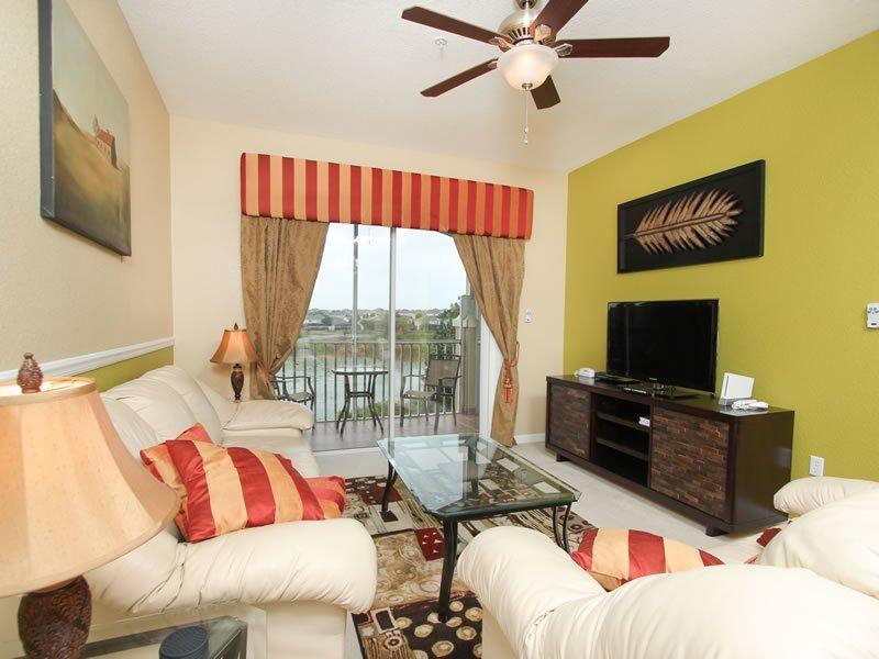 Elegant 3 Bedroom 2 Bath Condo for Disney Retreat. 7664CS-303 - Image 1 - Orlando - rentals