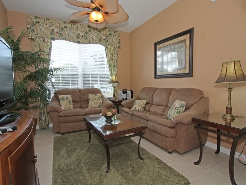 3 Bedroom 2 Bath First Floor Condo in Windsor Hills Resort. 2778AL-105 - Image 1 - Orlando - rentals