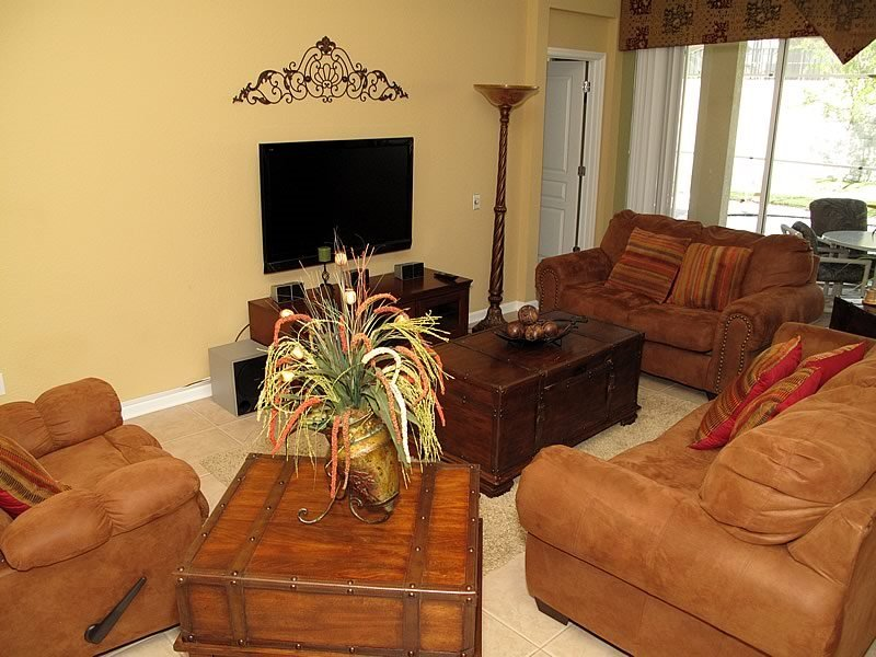 4 Bedroom 4 Bath Luxury Home in Windsor Hills Resort. 2610BS - Image 1 - Orlando - rentals