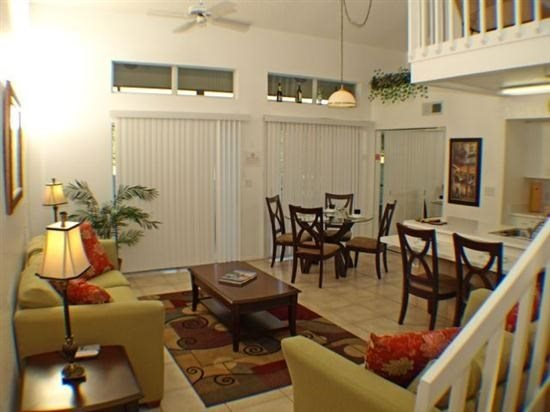 2 Bedroom 2 Bath Townhome at Mango Key Near the Attractions. 3163LB - Image 1 - Orlando - rentals