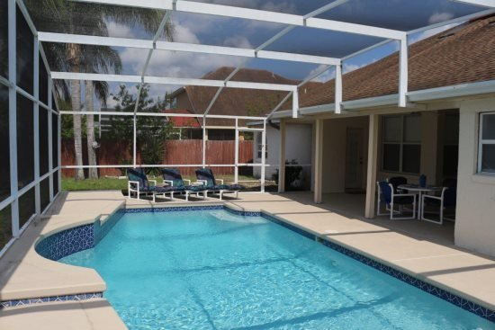 Lovely 4 Bedroom 2 Bath Villa At Lindfields Only 10 mins From Disney. 8626KD - Image 1 - Orlando - rentals
