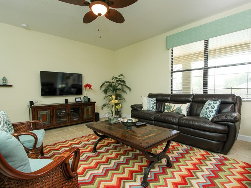 5 Bedroom 4.5 Bath Pool Home In ChampionsGate Glof Resort. 1494MVD - Image 1 - Kissimmee - rentals