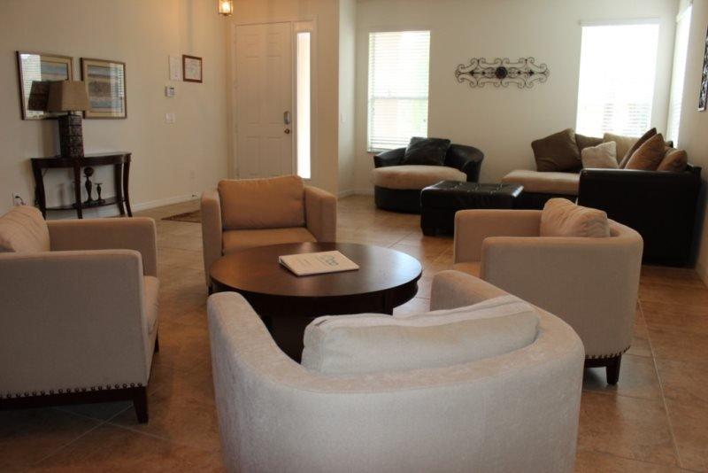 6 Bedroom Pool Home In Gated Bella Vida. 290LFD - Image 1 - Orlando - rentals