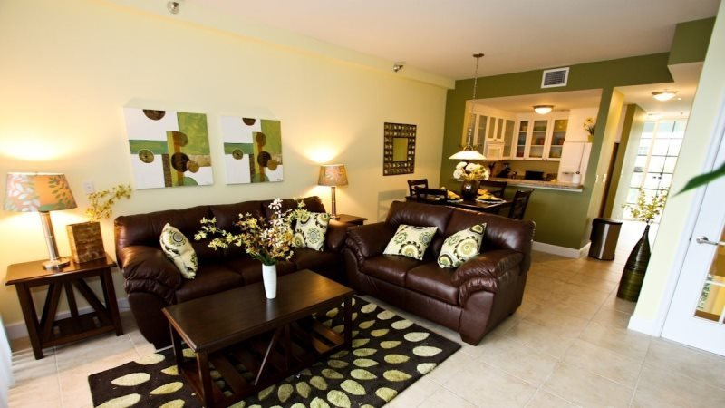 Luxury 2 Bedroom 2.5 Bath Townhouse in Ruskin. 515LH - Image 1 - Orlando - rentals