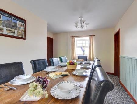 Stunning dining room  - Sunnyside Beautiful Brecon Beacons Wales - Brecon - rentals