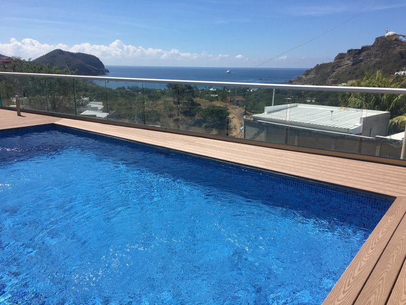 Mejor vista a la Bahía de San Juan del Sur y sus Montañas - Beach House in San Juan del Sur - San Juan del Sur - rentals