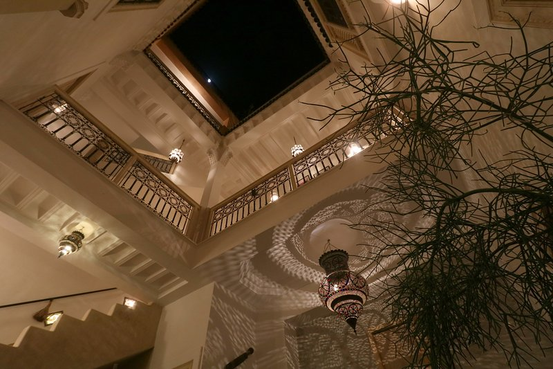 Overview of the riad - RIAD ETHNIQUE PRIVATE RENTAL WI-FI POOL IN MEDINA - Marrakech - rentals