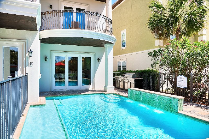 Adonis: NEWLY RENOVATED!Private Pool, Media/Game Room, Near Beach! - Image 1 - Miramar Beach - rentals