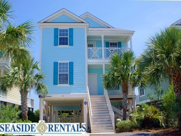 Surfin' Turf - Image 1 - Surfside Beach - rentals