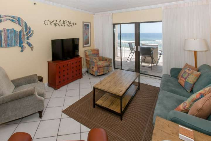 Tropical Winds 402 - Image 1 - Gulf Shores - rentals