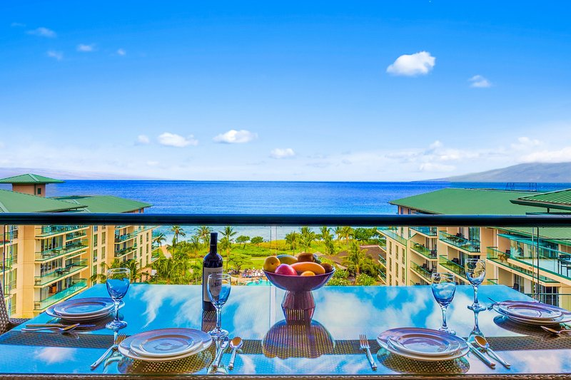 Maui Resort Rentals: Honua Kai Hokulani 929 - 9th Floor, Sweeping Ocean Views - Image 1 - Lahaina - rentals
