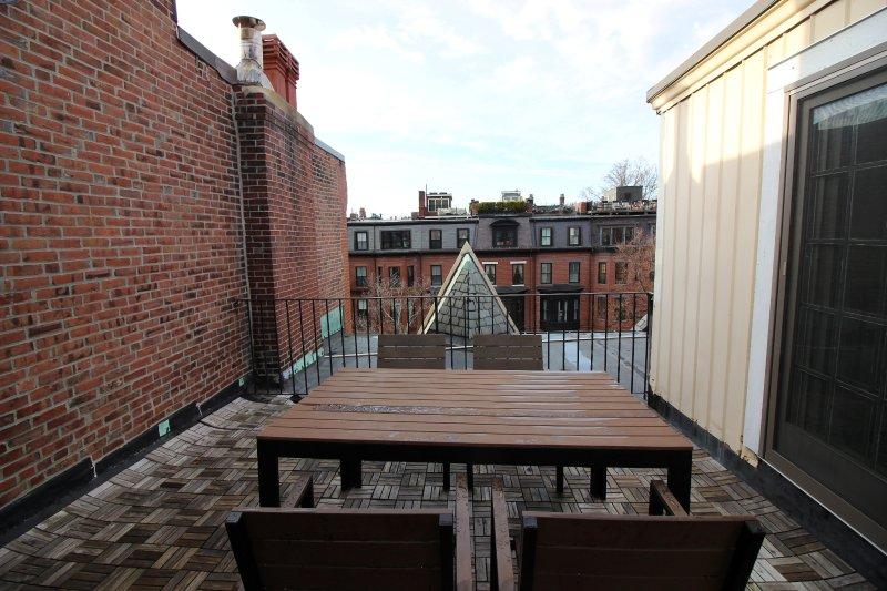 Back Bay Boston Furnished Apartment Rental - 296 Marlborough Street Unit 7 - Image 1 - Boston - rentals